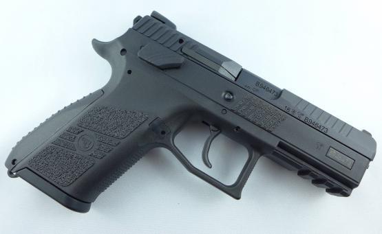 CZ P07 - 9 mm Luger