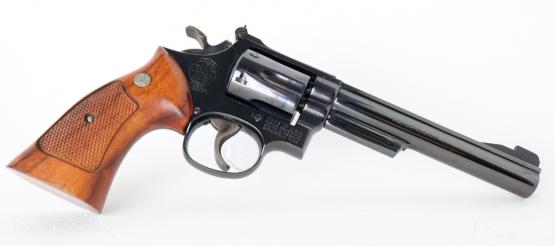 Smith & Wesson 19   -   .357 Mag.